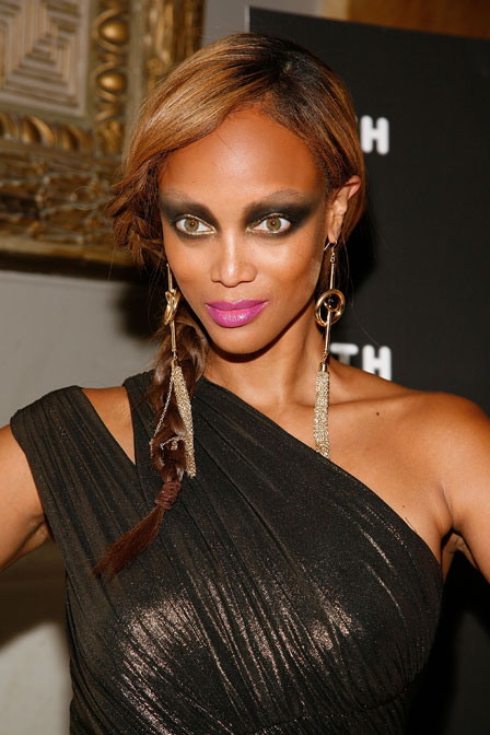 tyra banks moth ball