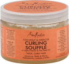 Coconut & Hibiscus Curling Souffle for Thick, Curly Hair