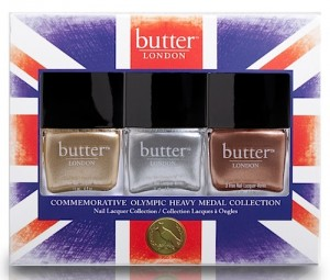 butter london gold medal trio