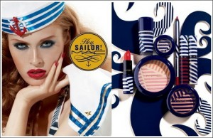 MAC Cosmetics Hey Sailor Colour Collection