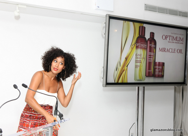 Discover Your Hair Miracle Hosted By Tracee Ellis Ross