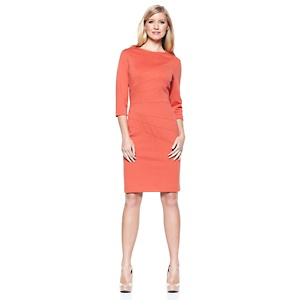 g coral dress