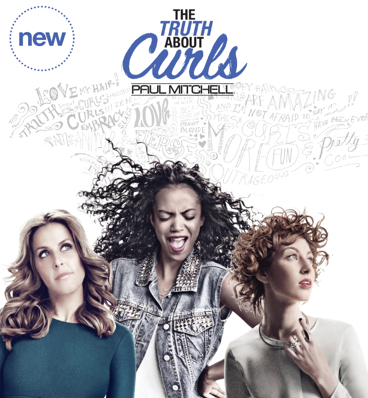 paul mitchell curl ad