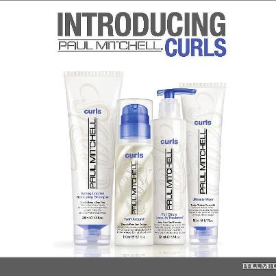 paul mitchell curl products