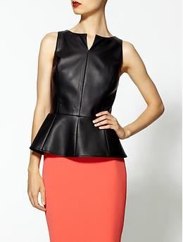 vegan-leather-peplum-top-black