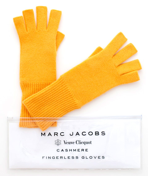 marc jacobs fingerless gloves
