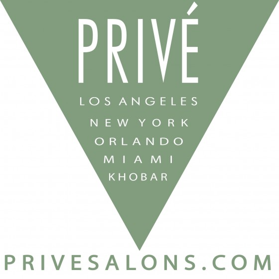 prive salon sandy benefit