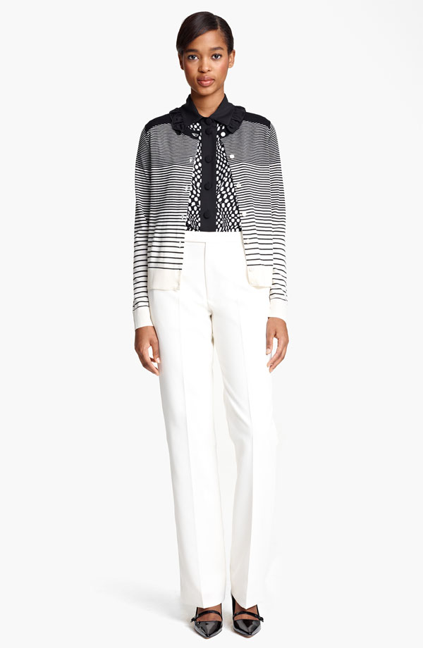MARC-JACOBS-Stripe-Cardigan
