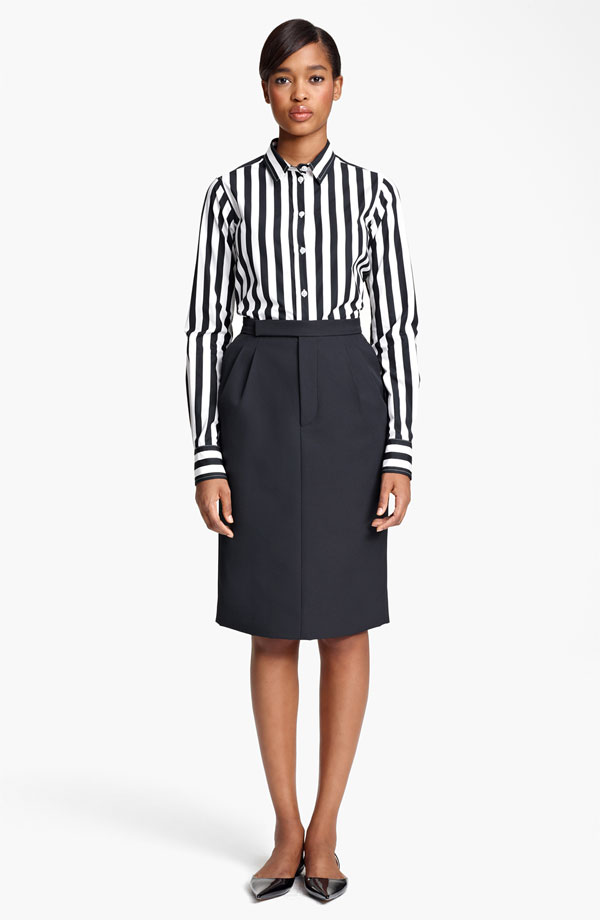 MARC-JACOBS-Stripe-Shirt