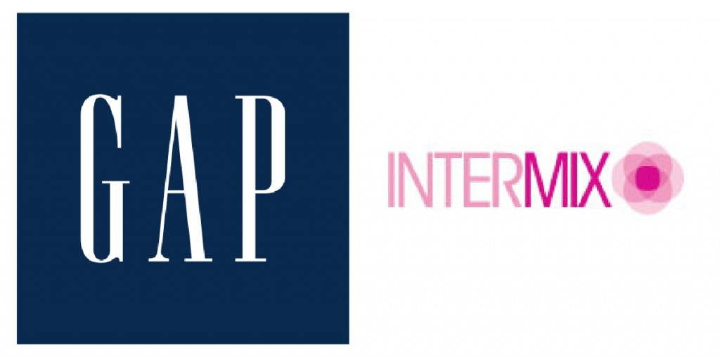 gap and intermix