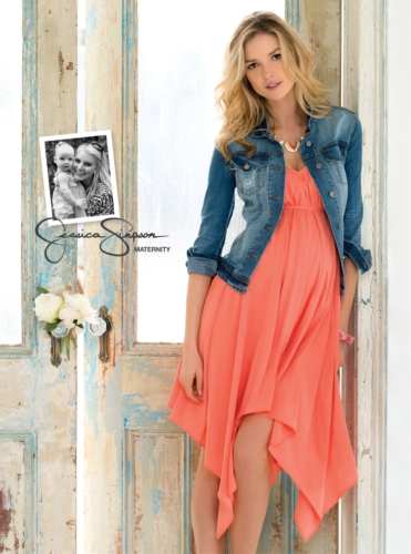 DESTINATION MATERNITY CORPORATION JESSICA SIMPSON COLLECTION
