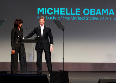 nike and michelle obama