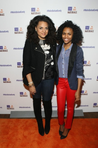dark and lovely, au naturale, marsha ambrosius, nikki walton, better than good hair, amanda seales