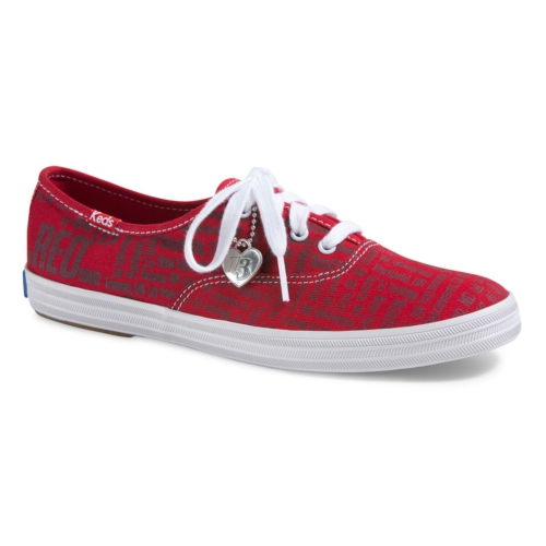 taylor swift, keds, champion sneaker, north american red tour