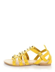 shoes-flats-spikes-and-studs-gladiator-sandals-yellow-shop-moddeals-1(15)