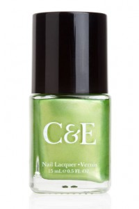 "Crabtree & Evelyn Spring 2013 Nail Polish ""Pistachio"""