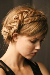 spring_2014_braided_hairstyles_textured_braided_updo