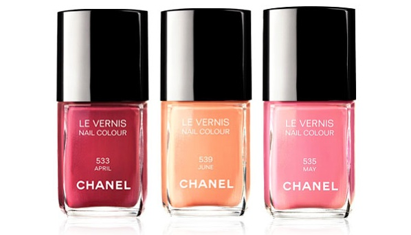 Chanel's Spring 2012 Collection